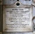 Cimitero delle porte sante, lapide funebre di antonio ciseri, m. 1891.jpg