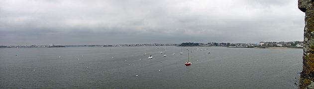 Citadelle de Port-Louis (13) - Rade de Lorient.jpg