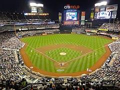 Il Citi Field è sede dei New York Mets dal 2009
