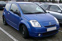 Citroën C2 thumbnail