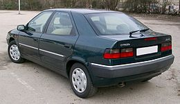 Citroen Xantia rear 20080228.jpg