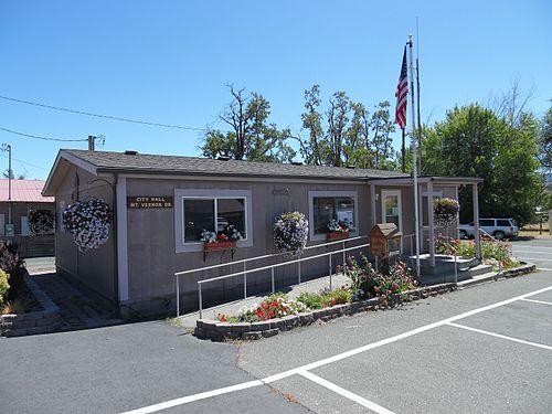 Mount Vernon mailbbox