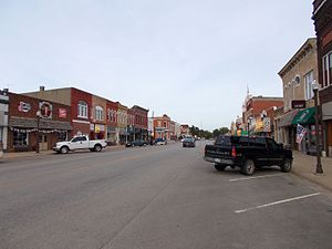 Council Grove, Kansas - Downtown Council Grove