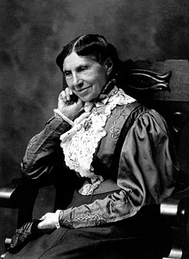 Clara Barton in 1906