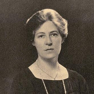 Clara Codd - Codd in 1910