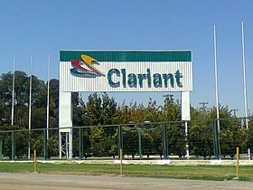 illustration de Clariant