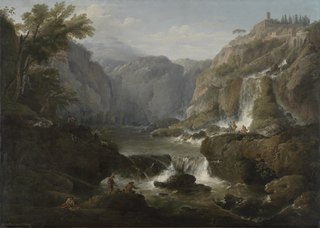 The Waterfalls at Tivoli