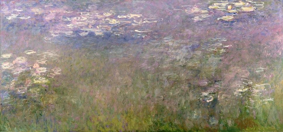 Claude Monet, Water Lilies, ca. 1915-1926
