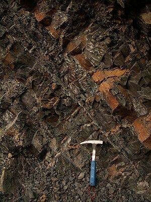 Mudrock - Claystone in Slovakia