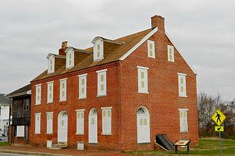 Port Penn, Delaware - Cleaver House