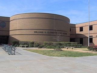 Clements High School Public school in Sugar Land, Texas, United States