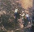 Climbing up the cliff.jpg