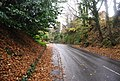 Climbing up the hill into Speldhurst - geograph.org.uk - 1047455.jpg