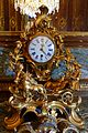 Clock, France, mid 1700s - Waddesdon Manor - Buckinghamshire, England - DSC07632.jpg