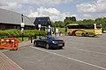 Coach Parking Bays, Tibshelf Services - geograph.org.uk - 2993584.jpg