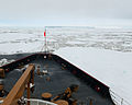 Coast Guard Cutter Polar Star navigates to beset fishing vessel 150213-G-JL323-120.jpg