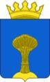 Coat of Arms of Demyanskiy rayon (Novgorod oblast).png