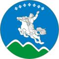 Coat of Arms of Megino-Kangalassky rayon (Yakutia).png