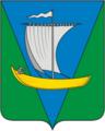 Coat of Arms of Primorsky rayon (Arkhangelsk oblast).png