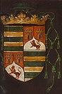 Coat of arms of Payo Enríquez de Rivera (cropped).JPG