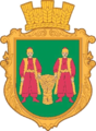 Coat of arms of Terekhivka.png