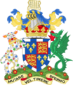 Coat of arms of the dukes of Beaufort.png