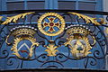 Coats of arms, balcony of Capitole of Toulouse 02.JPG