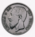 Coin BE 1F Leopold II shield obv FR 25.png