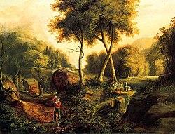 Thomas Cole: Landscape