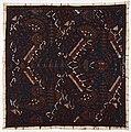 Collectie NMvWereldculturen, RV-847-35, Batikpatroon, 'Semen celekitit', voor 1891.jpg