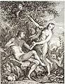 Collection de cent-vingt estampes, gravée d'après les tableaux and dessins qui composoient le cabinet de m. Poullain précédée d'un abrégé historique de la vie des auteurs qui la composent Cette suite (14775631811).jpg