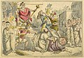 Comic History of Rome Table 02 Tarquinius Superbus makes himself King.jpg