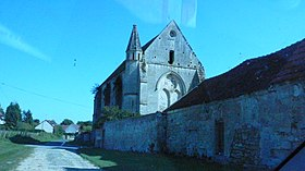 Image illustrative de l'article Commanderie de Moisy-le-Temple