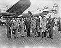 Commissaris Nederlandse Antillen op schiphol, Bestanddeelnr 904-0645.jpg