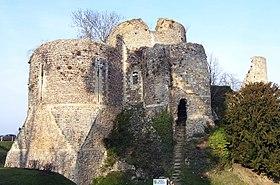 Image illustrative de l'article Château de Conches-en-Ouche