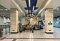 Concourse of Dongxiayuan Station (20180728154233).jpg