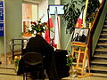 Condolence Book in Gdynia Town Hall after president's plane crash 2010 - 2.jpg