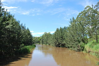 Mary River (Queensland) river system in Queensland, Australia