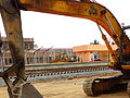 Construction Work at Railway Station, Jaffna.jpg