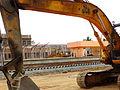 Construction Work at Railway Station, Jaffna.jpg