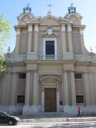 Francesco Sabatini - Convent of San Pascual, at Aranjuez.