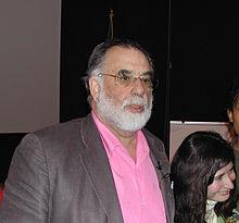 Francis Ford Coppola in Romania