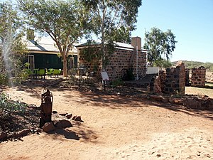 Cossack, Western Australia - Cossack police quarters and Cookhouse, now budget accommodation