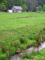 Cottage from Cifton Burn - geograph.org.uk - 421644.jpg