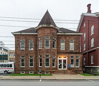 Herkimer County, New York - Herkimer County Treasurer's Office, 108 Court Street in Herkimer