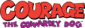 Courage the Cowardly Dog logo (2).png