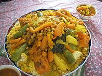 الطبخ المغربي 200px-Couscous_of_Fes