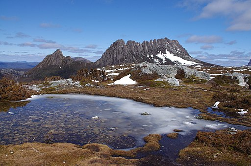 Cradle Mountain, Tasmanian Wilderness World Heritage Area, Tasmania, Australia