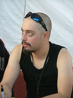 Martin Marthus Škaroupka Czech musician