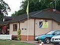 Cricket pavilion at Sandford - geograph.org.uk - 214817.jpg